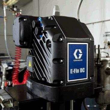 'YENİ' Graco Elektrik Motorlu Sirkülasyon Pompası Eflo DC