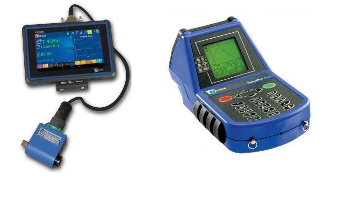 Crane Electronics Torquestar Opta Data Toplama Cihazları