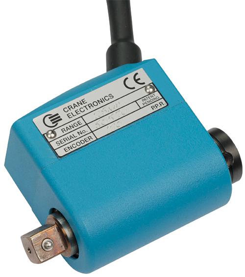 Crane Electronics Checkstar Rotary Transducerlar