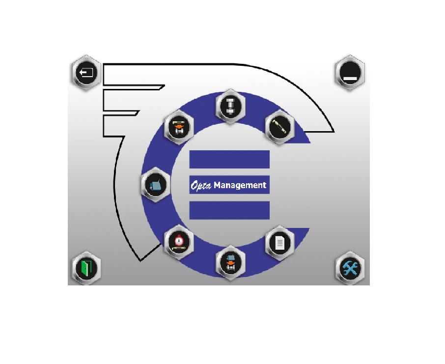 Crane Electronics OMS Yazılımı