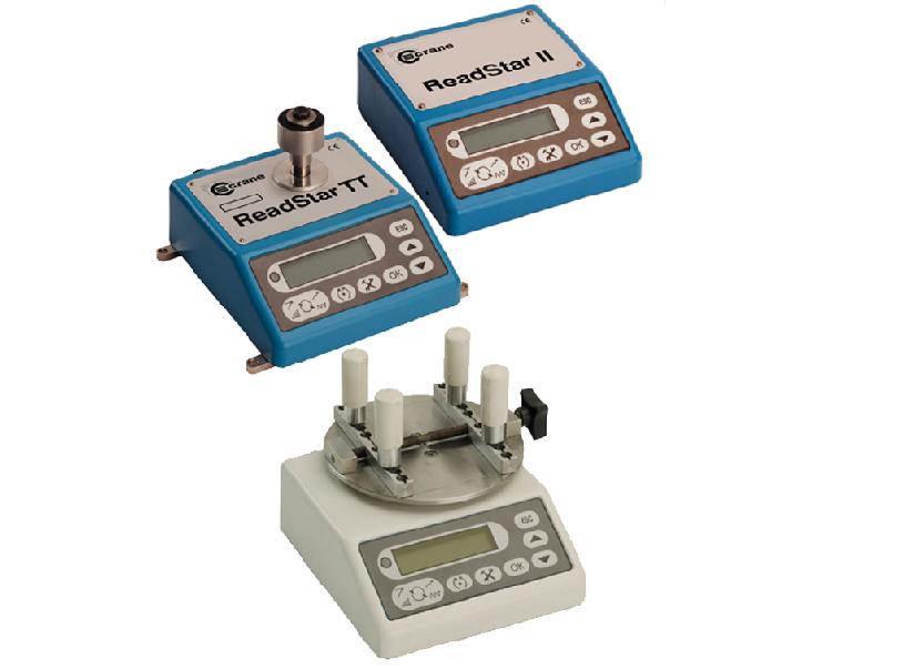 Crane Electronics ReadStar Data Toplama ve Tork Test Cihazları