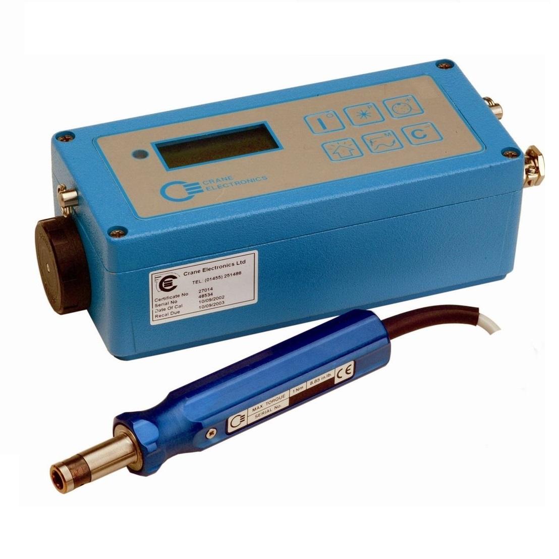 Crane Electronics UTA IS SCREWMASTER Tornavida Tipi Tork Kolları