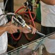 PVC, Mastik, Yapıştırıcı Uygulama