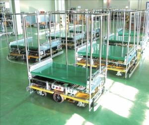 Otomatik Yönlendirmeli Araçlar -AGV