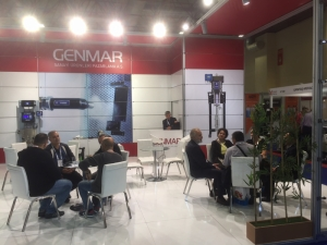 Genmar participated to PaintExpo 2017