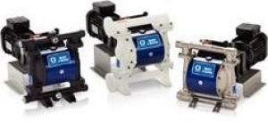 Graco's New electrical diaphragm pumps Husky 1050e