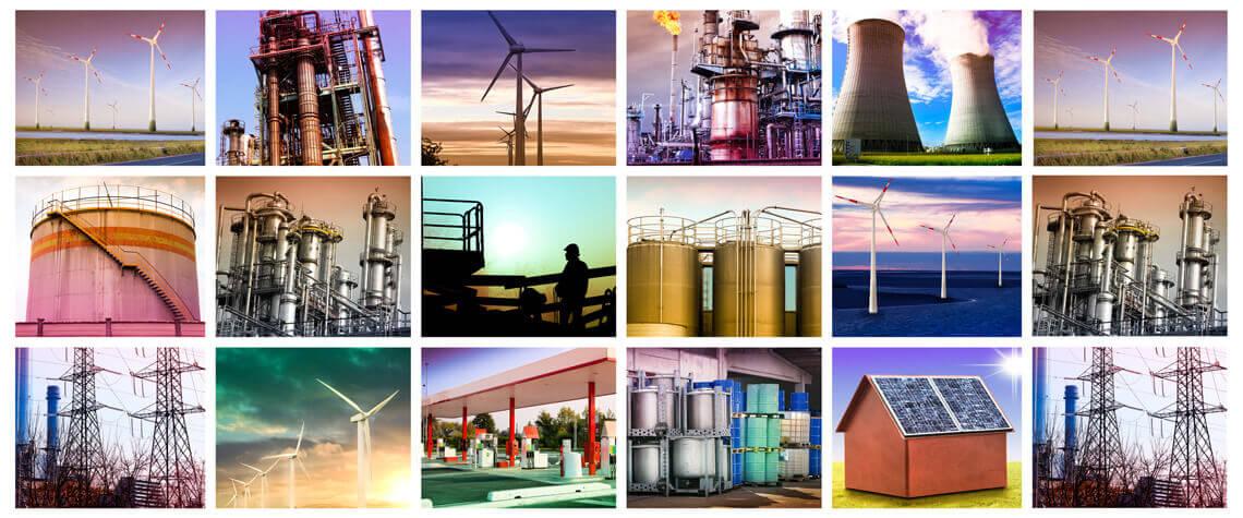 Rafineri, Petrokimya, Enerji - Sektörel Çözümler